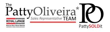 Patty Oliveira Real Estate Logo